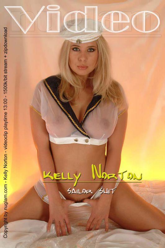 Kelly Norton - `Sailor Suit` - by Mik Hartmann for NUGLAM