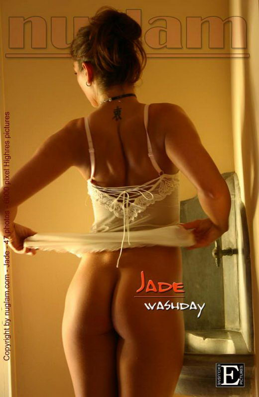 Jade - `Washday` - by Mik Hartmann for NUGLAM
