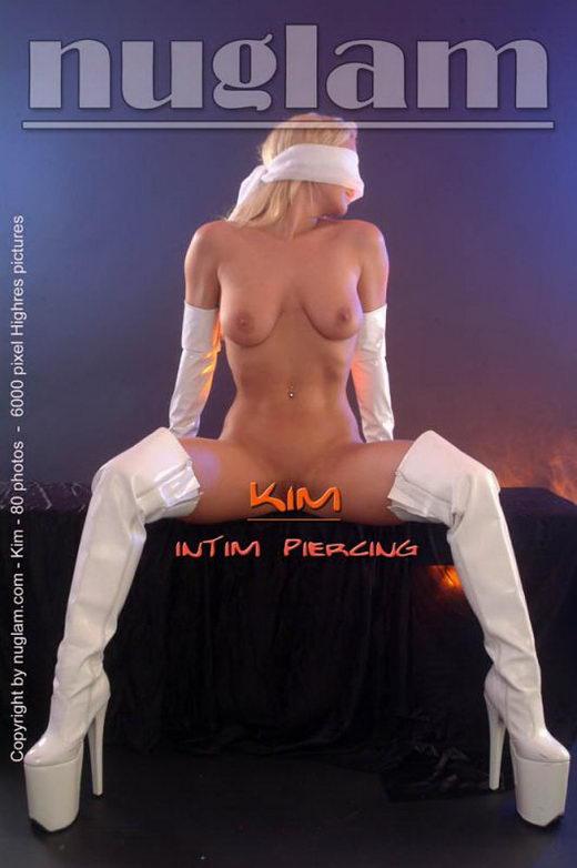 Kim - `Intim Piercing` - by Mik Hartmann for NUGLAM