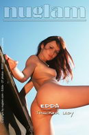 Edda in Trcker Lady gallery from NUGLAM by Mik Hartmann