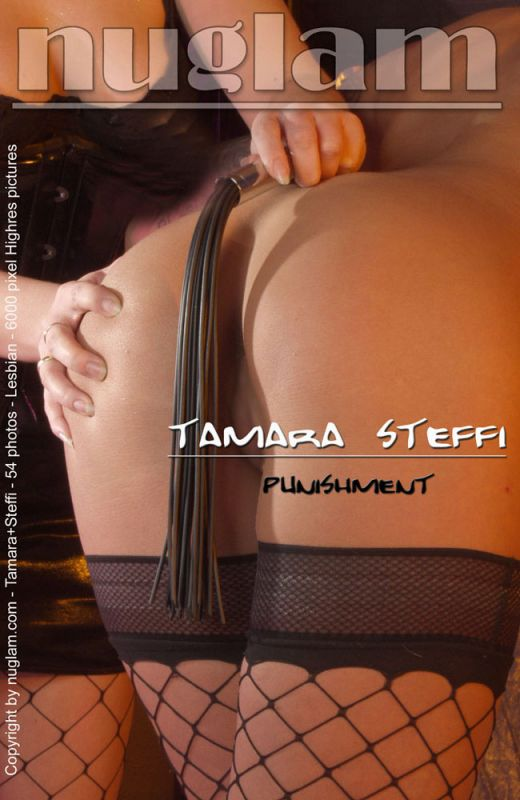 Tamara & Steffi - `Punishment` - by Mik Hartmann for NUGLAM