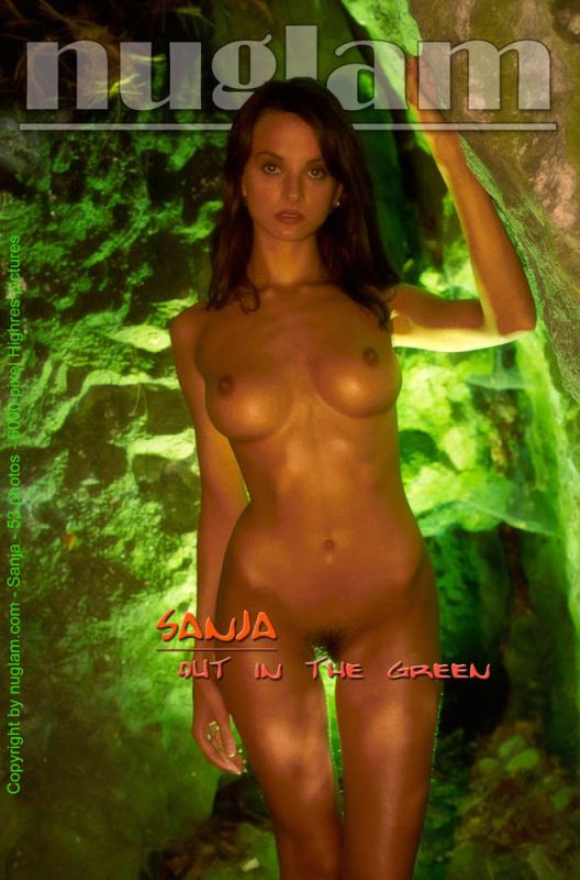 Sanja - `Out in the Green` - by Mik Hartmann for NUGLAM