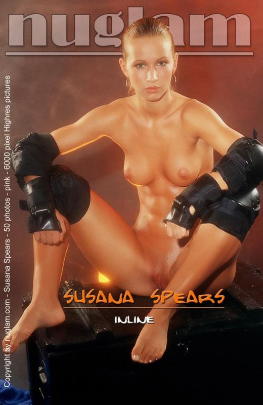 Susana Spears - `Inline` - by Mik Hartmann for NUGLAM