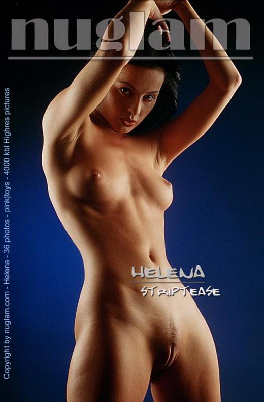 Helena - `Strip` - by Mik Hartmann for NUGLAM