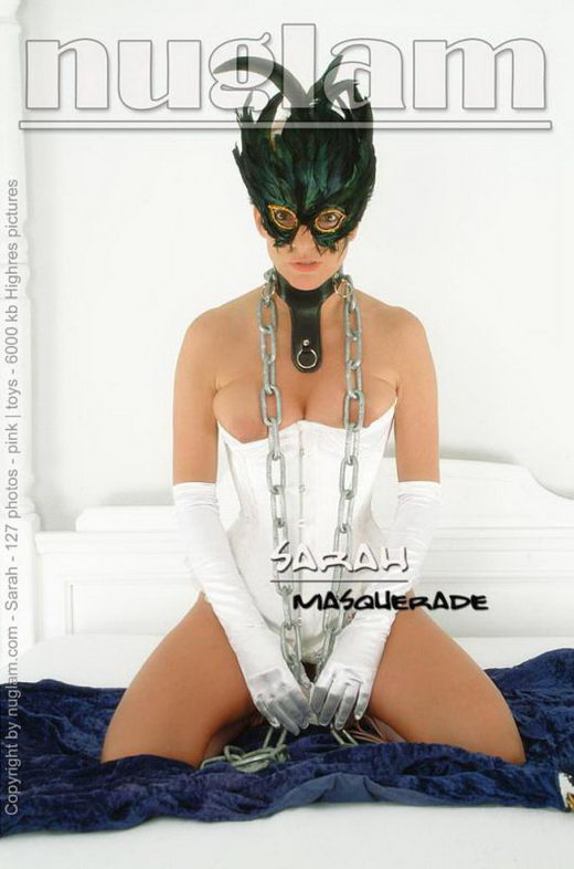 Sarah - `Masquerade` - by Mik Hartmann for NUGLAM