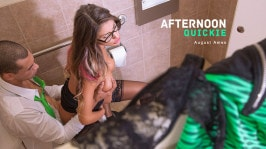 August Ames from OFFICE OBSESSION