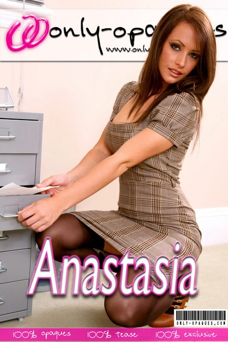 Anastasia - for ONLY-OPAQUES COVERS