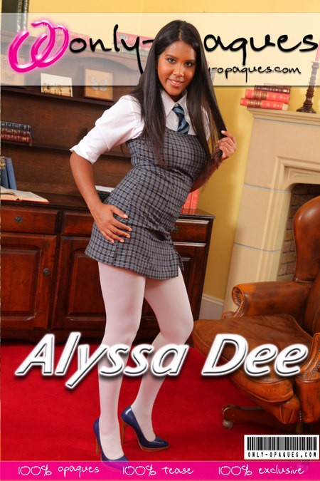 Alyssa Dee - for ONLY-OPAQUES COVERS