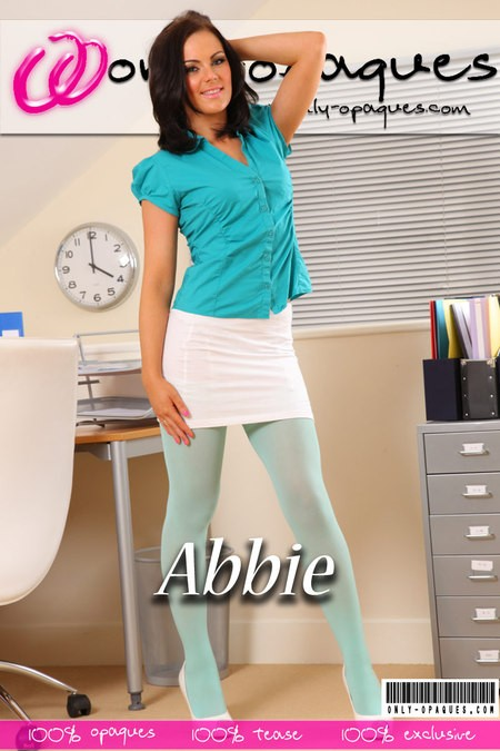 Abbie - for ONLY-OPAQUES COVERS