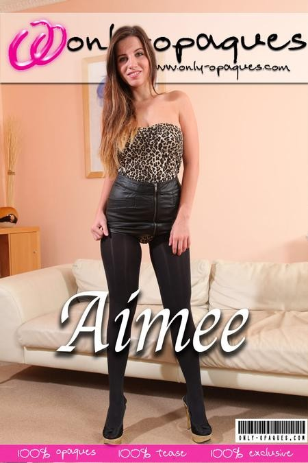 Aimee - for ONLY-OPAQUES COVERS