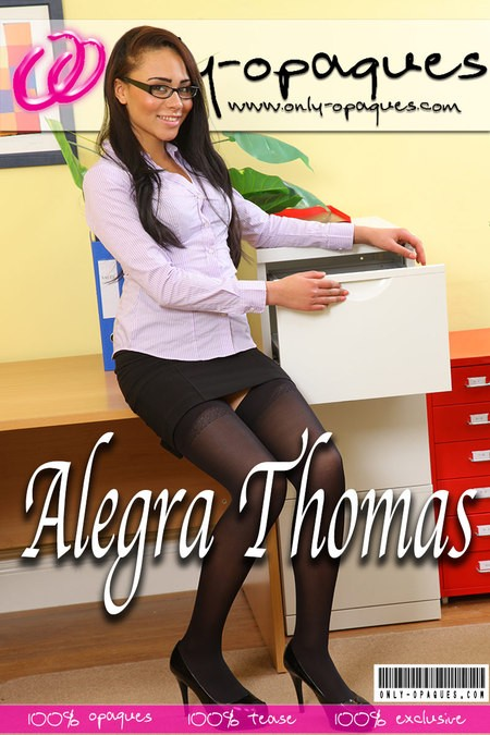 Alegra Thomas - for ONLY-OPAQUES COVERS