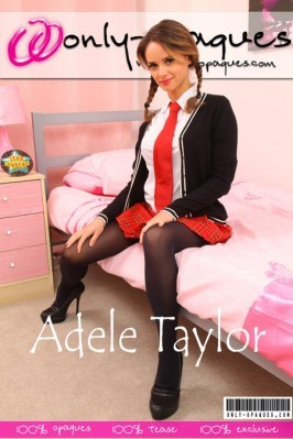 Adele Taylor  from ONLY-OPAQUES COVERS