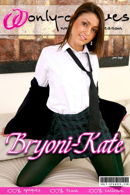 Bryoni Kate - for ONLY-OPAQUES COVERS