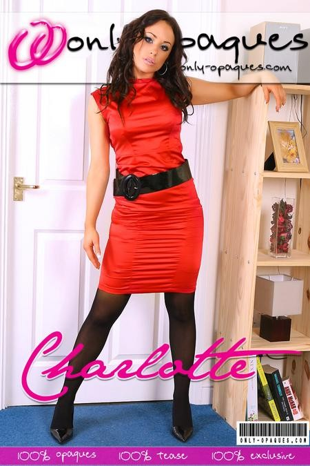 Charlotte - for ONLY-OPAQUES COVERS