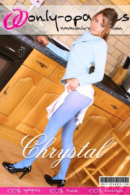 Chrystal Lee - for ONLY-OPAQUES COVERS