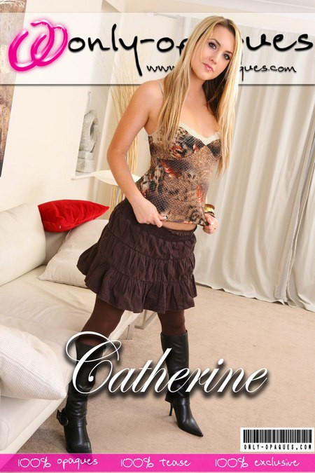 Catherine - for ONLY-OPAQUES COVERS