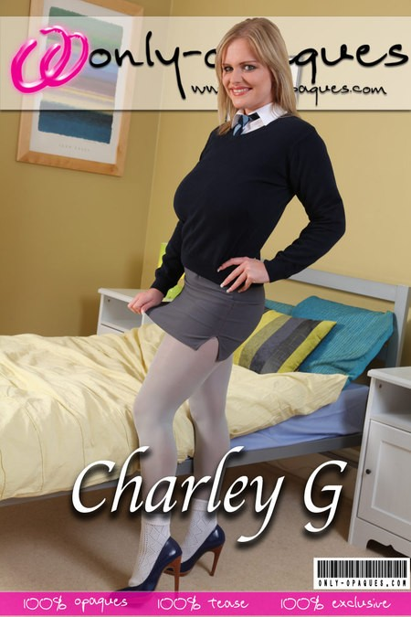Charley G - for ONLY-OPAQUES COVERS