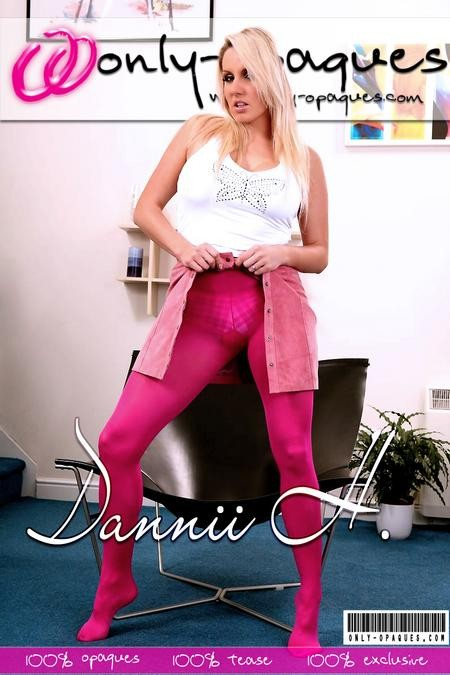 Dannii H - for ONLY-OPAQUES COVERS