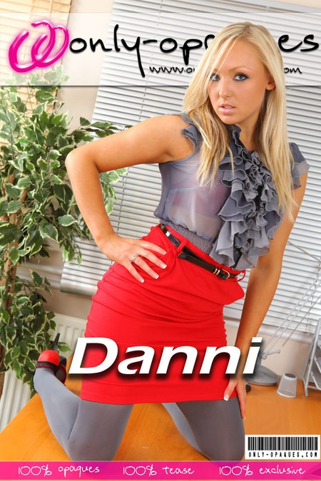 Danni K - for ONLY-OPAQUES COVERS