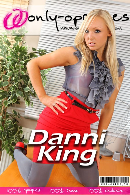 Danni King - for ONLY-OPAQUES COVERS