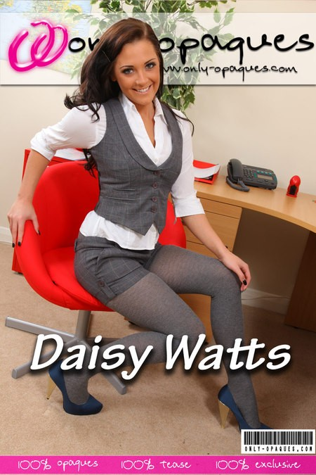 Daisy Watts - for ONLY-OPAQUES COVERS