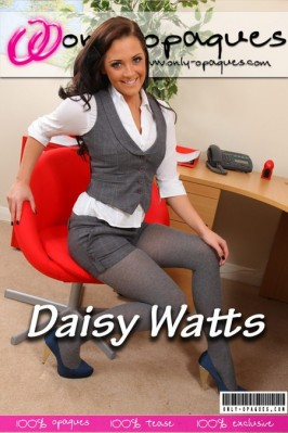 Daisy Watts  from ONLY-OPAQUES COVERS