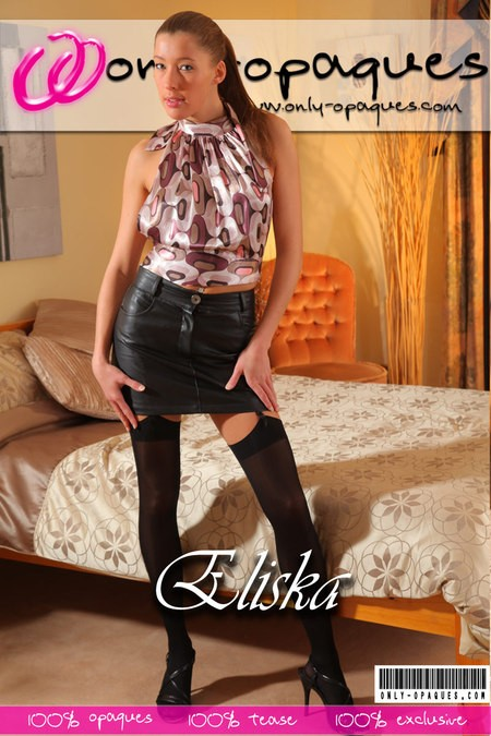 Eliska - for ONLY-OPAQUES COVERS