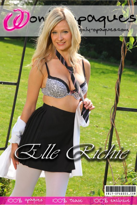 Elle Richie in  gallery from ONLY-OPAQUES COVERS