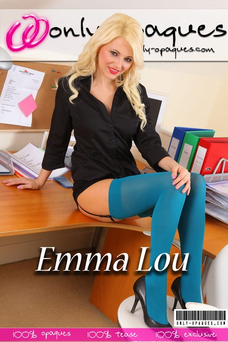 Emma Lou - for ONLY-OPAQUES COVERS