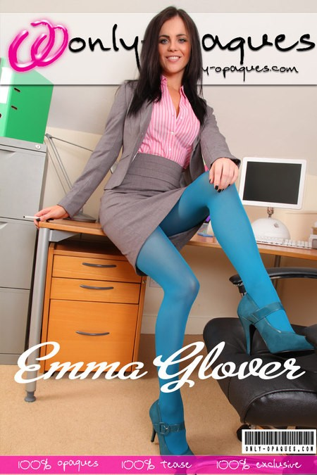 Emma Glover - for ONLY-OPAQUES COVERS