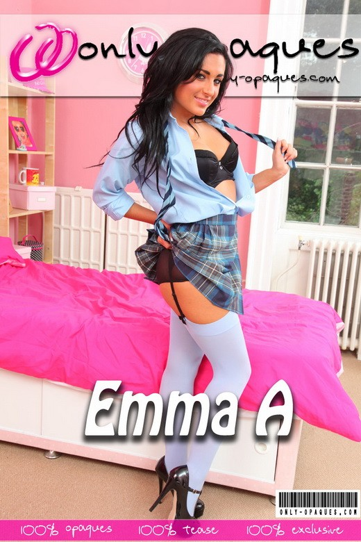 Emma A - for ONLY-OPAQUES COVERS