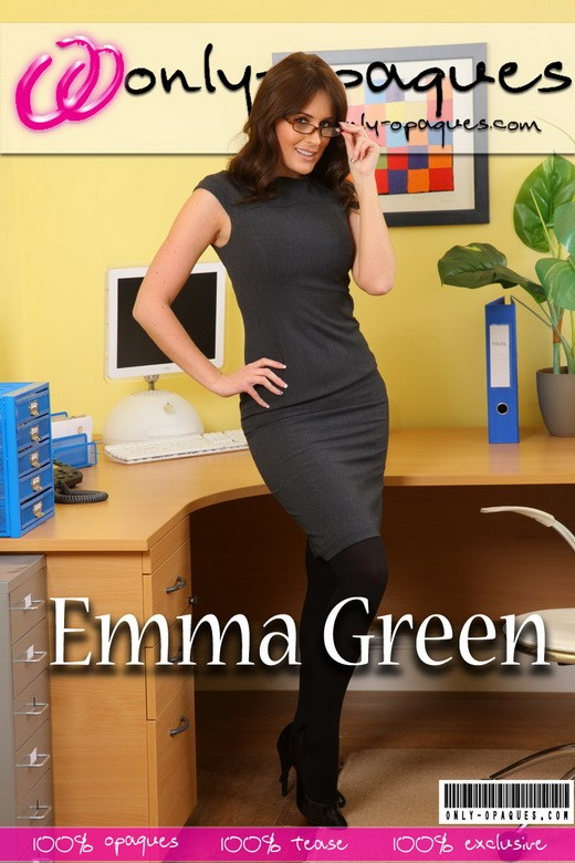 Emma Green - for ONLY-OPAQUES COVERS