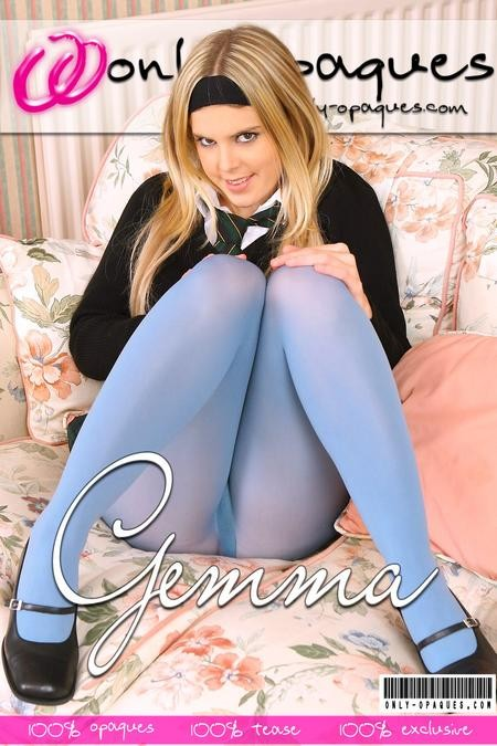 Gemma - for ONLY-OPAQUES COVERS