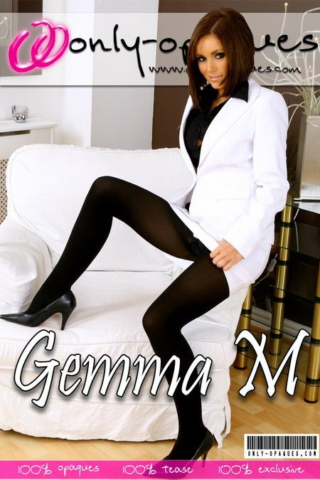 Gemma M - for ONLY-OPAQUES COVERS