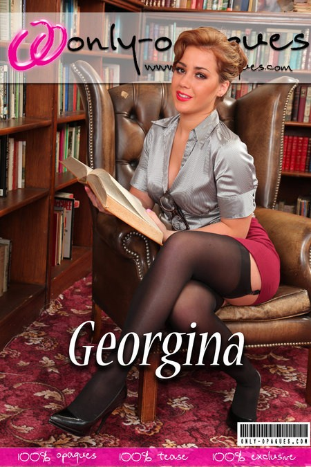Georgina - for ONLY-OPAQUES COVERS