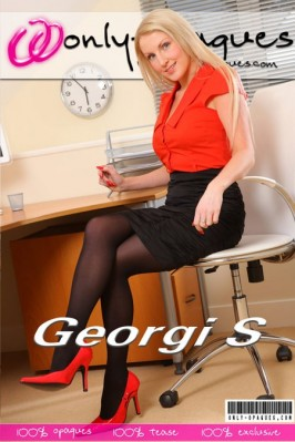 Georgie Lyall  from ONLY-OPAQUES COVERS