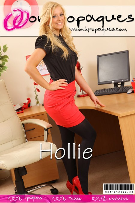 Hollie - for ONLY-OPAQUES COVERS