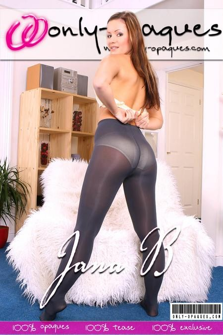 Jana B - for ONLY-OPAQUES COVERS