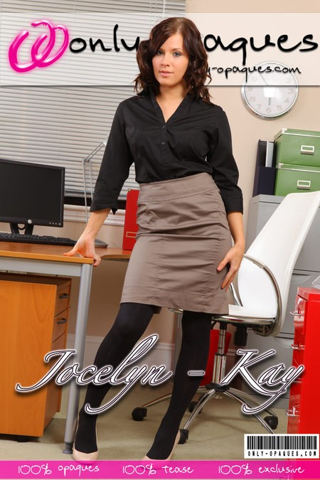 Jocelyn-Kay - for ONLY-OPAQUES COVERS