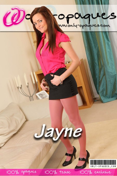 Jayne - for ONLY-OPAQUES COVERS