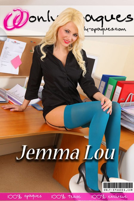Jemma Lou - for ONLY-OPAQUES COVERS