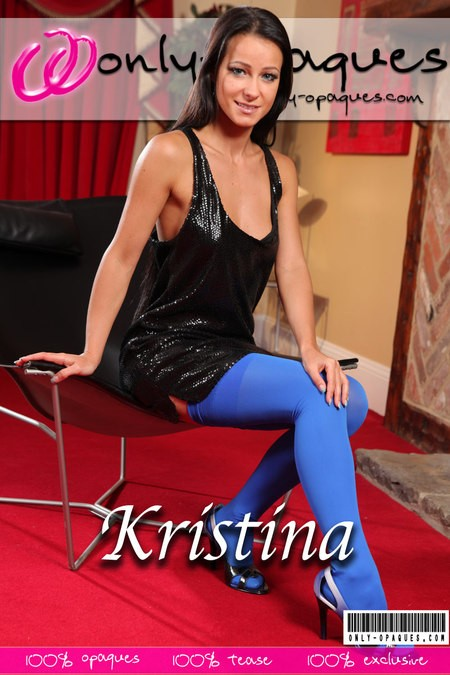 Kristina - for ONLY-OPAQUES COVERS