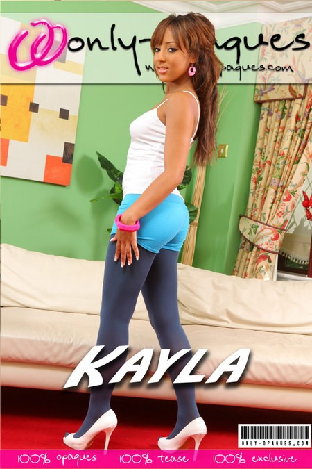 Kayla - for ONLY-OPAQUES COVERS