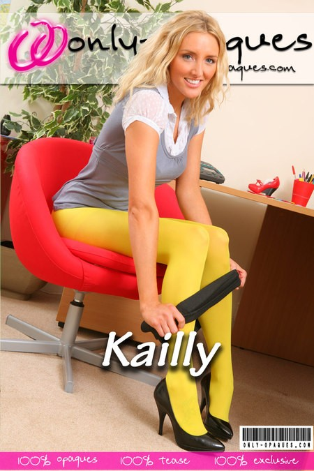 Kailly - for ONLY-OPAQUES COVERS