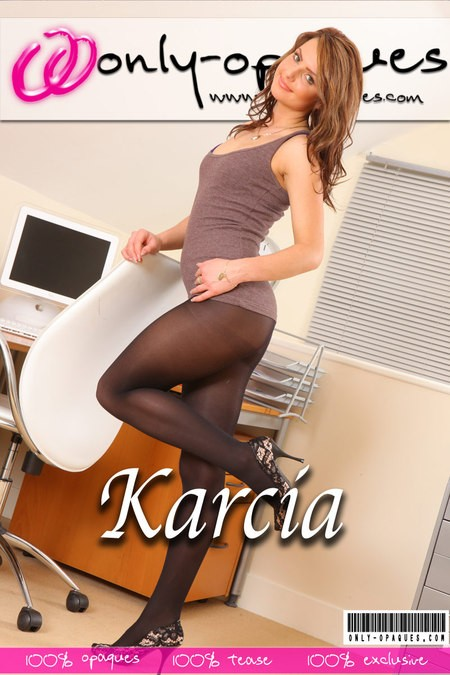 Karcia - for ONLY-OPAQUES COVERS
