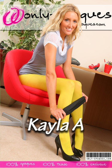 Kayla A - for ONLY-OPAQUES COVERS