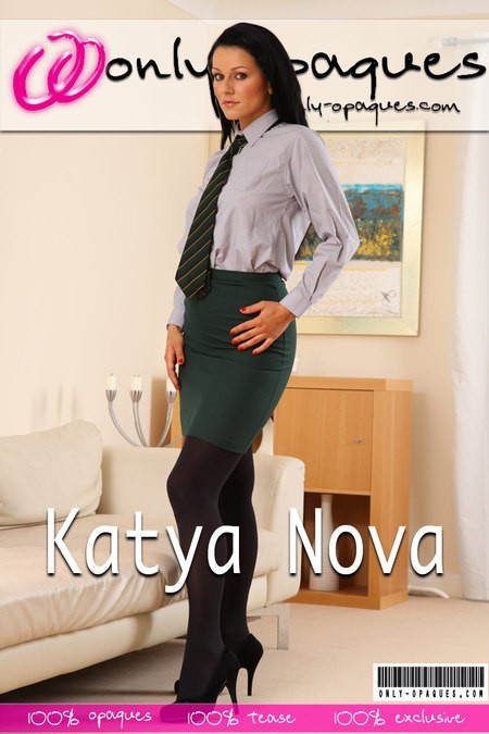 Katya Nova - for ONLY-OPAQUES COVERS