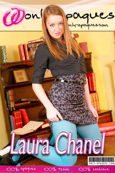 Laura Chanel - for ONLY-OPAQUES COVERS