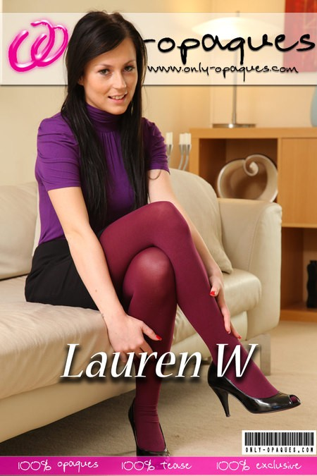 Lauren W - for ONLY-OPAQUES COVERS