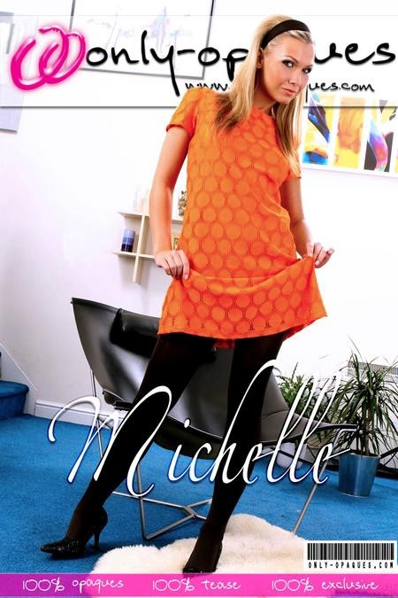 Michelle - for ONLY-OPAQUES COVERS